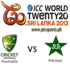 Australia Vs Pakistan