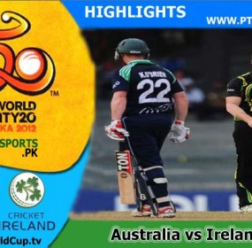 Australia vs Ireland Highlights