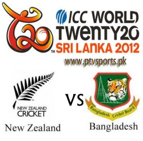 New Zealand vs Bangladesh