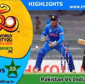 Pakistan Vs India Highlights