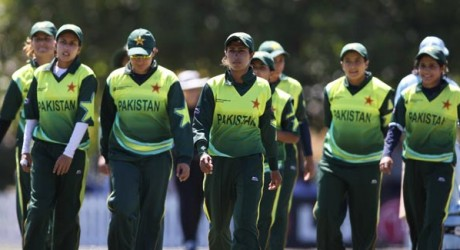 Pakistan Women Team for Women World Twenty20