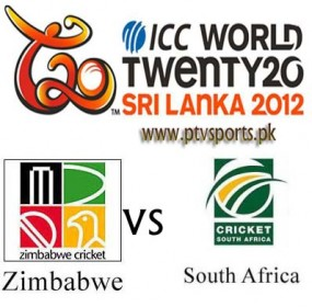 South Africa vs Zimbabwe