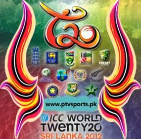 cricket world t20 2012