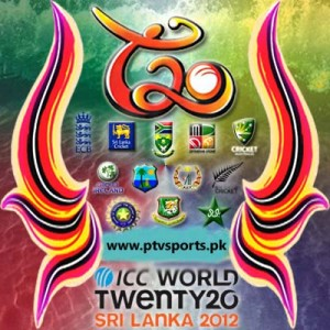 cricket world t20 2012