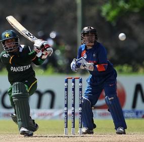 Sana Mir top scored for Pakistan, India Women v Pakistan Women