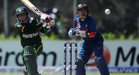 Sana Mir top scored for Pakistan, India Women v Pakistan Women