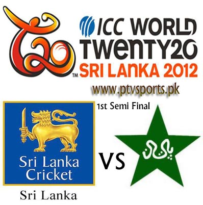 Sri Lanka vs Pakistan 1st Semi final