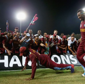 There was no stopping Chris Gayle, Sri Lanka v West Indies, final