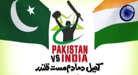 Pakistan vs India Cricket Series 2012-2013