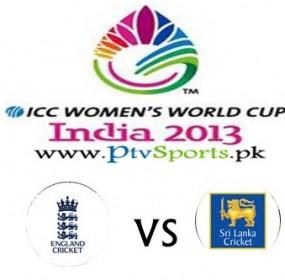 England Women v West Indies Women Match