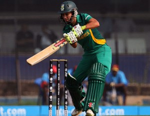 Marizanne Kapp scored a maiden hundred and took three wickets, Pakistan v South Africa, Women's World Cup 2013