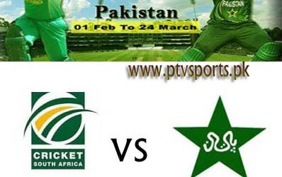 South Africa v Pakistan 1st ODI Match 2013 live