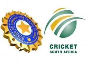 India v South Africa