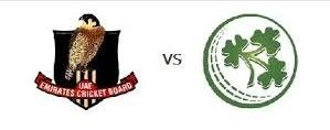 Ireland vs UAE T20 World Cup 2014 Live Streaming Detail