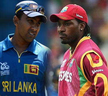 SL vs WI T20 World Cup 2014