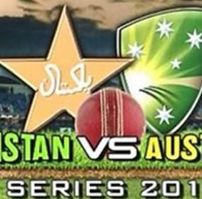 Watch Online Pak V Aus 1st Test match Live Streaming