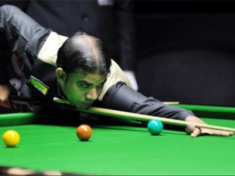 Pakistani player M Sajjad in final of World Snooker Championship
