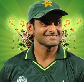 Muhammad Hafeez Bowling test on Nov 24