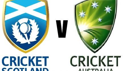 Australia vs Scotland World Cup 2015 Cricket Match Live Streaming Details