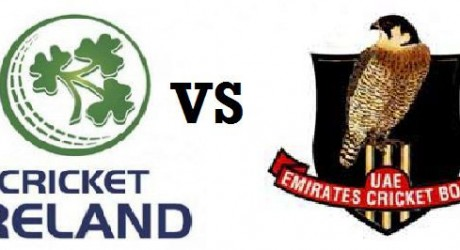 Ireland vs UAE World Cup 2015 Cricket Match Live Streaming Details