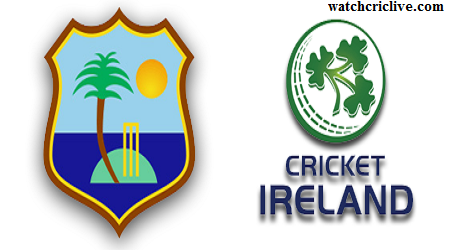 Ireland vs West Indies World Cup 2015 Cricket Match Live Streaming Details