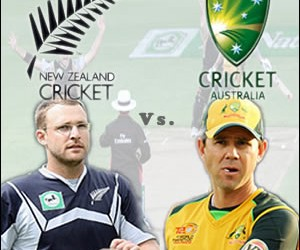 New Zealand vs Australia World Cup 2015 Cricket Match Live Streaming Details