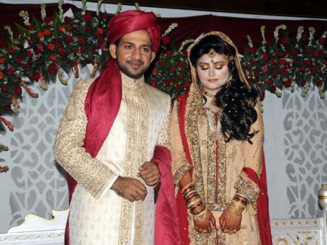 Sarfaraz Ahmed Wedding Pictures