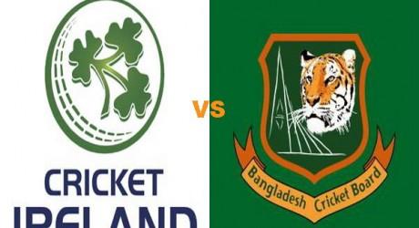 Bangladesh v Ireland