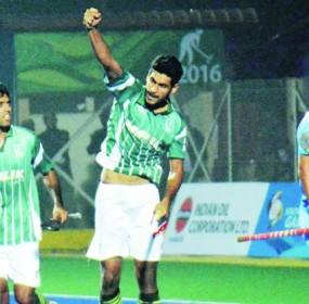 Pakistan defeats India in Hockey match