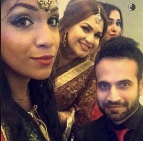 Irfan Pathan marries Safa Baig