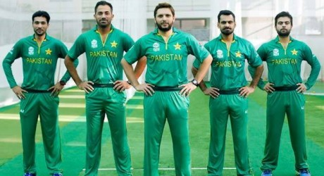 T20 World Cup 2016 Pakistani Cricketers Pictures