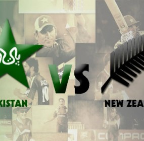 Pakistan vs New Zealand World T20 2016