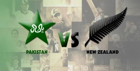 Pakistan vs New Zealand World T20 2016