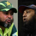 Inzamam ul Haq and Mushtaq Ahmed