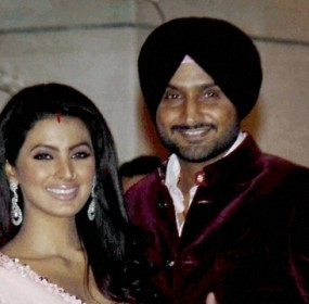 Harbhajan Singh and wife, Geeta Basra are expecting their first child!