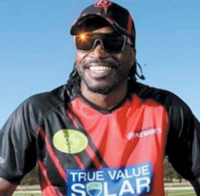 Chris Gayle Criticizes Flintoff and Chappell