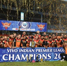 IPL 2016 Final Scorecard and video Highlights