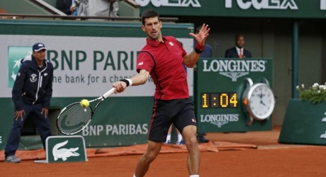 Novak Djokovic wins French Open Tennis 2016