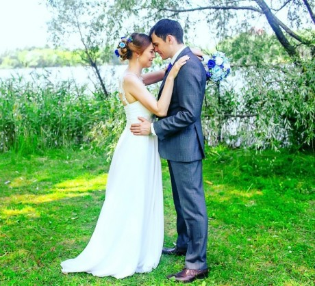 Russian Tennis Star Veera Zonareeva Gets Married