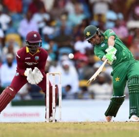 Pakistan Beats West Indies in 1st T20 Match