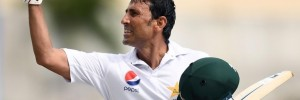 Younis 1st Pakistani Cricket to Get 10,000 Runs in Test