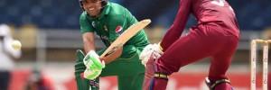 Pakistan v West Indies 1st test match