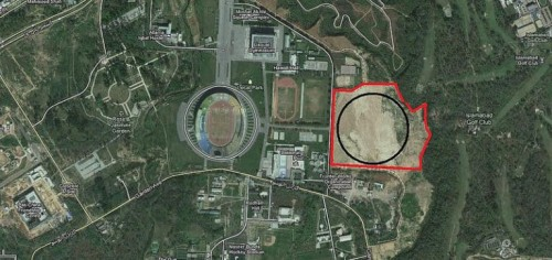 Cricket Stadium in Islamabad