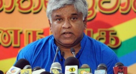 Arjuna Ranatunga Demanded for Investigation of World Cup 2011 Final