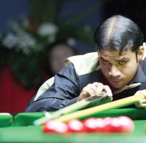Muhammad Sajjad Won Asian Six Red Snooker Championship