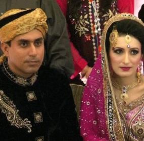 Severe Clash Between Nasir Jamshed and his Wife
