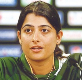 Sana Mir Announces to Leave Captaincy of National Women Team