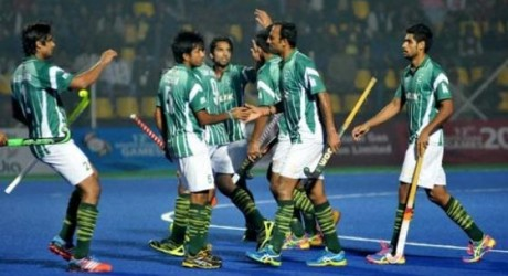 Pakistan Qualifies for Hockey World Cup 2018