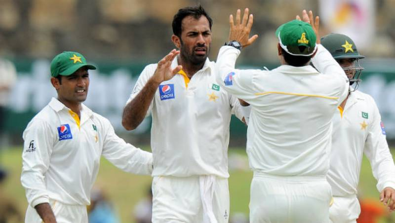 Pakistan Vs Sri lanka Test Series Live