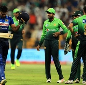 Pakistan Beat Sri lanka
